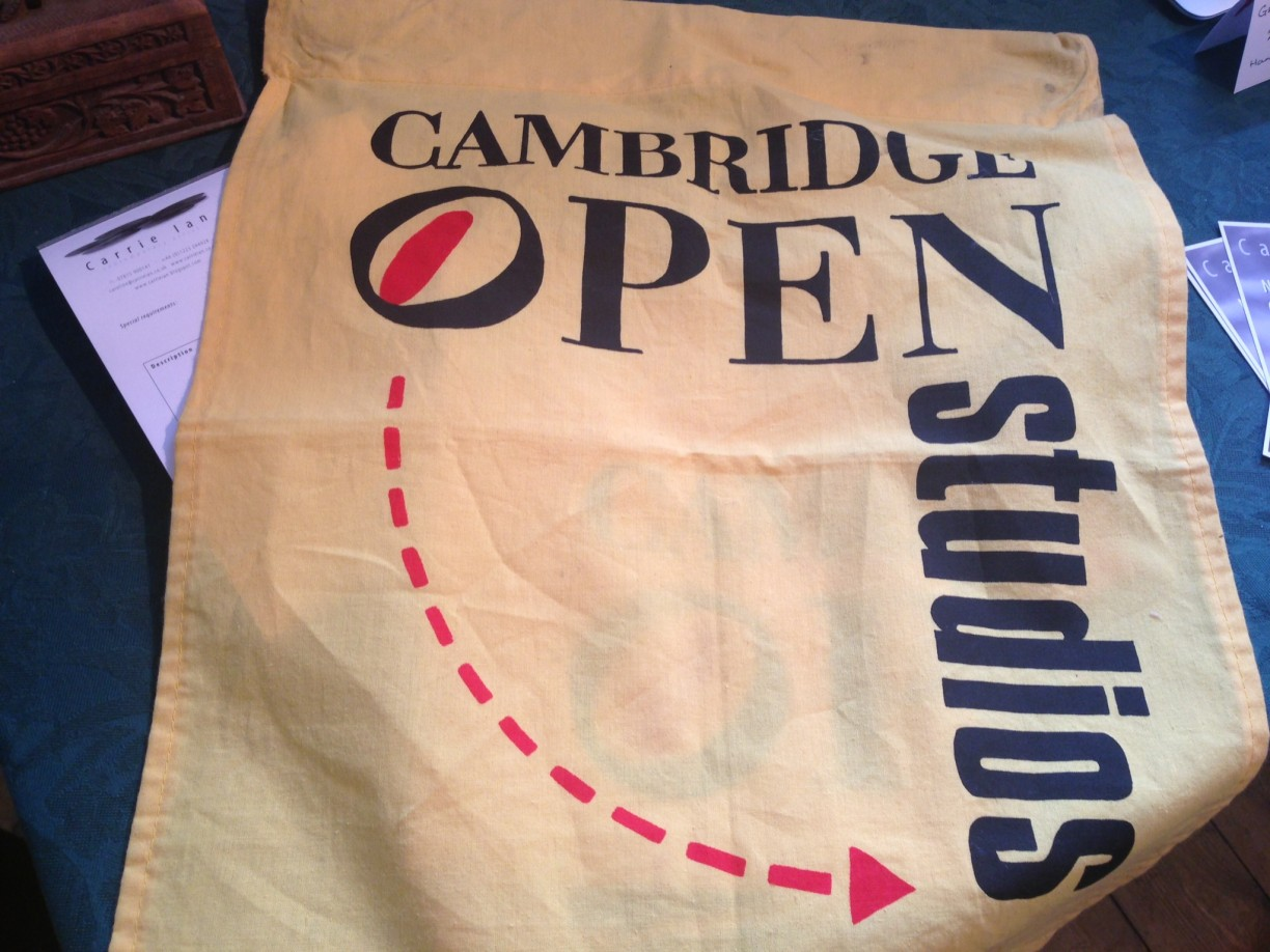 Cambridge Open Studios 2014